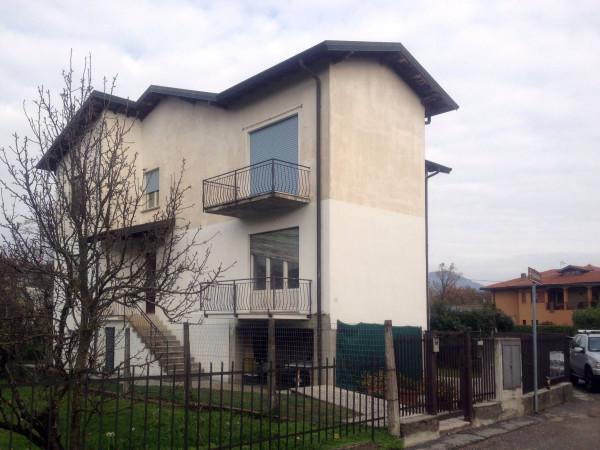 Appartamento in vendita a Cazzago Brabbia, 2 locali, prezzo € 90.000 | Cambio Casa.it