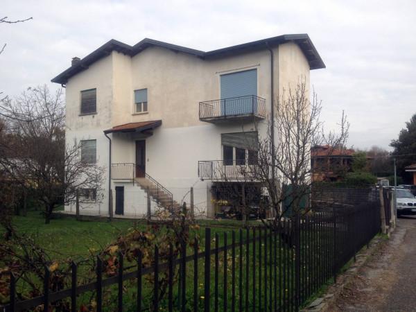 Appartamento in vendita a Cazzago Brabbia, 3 locali, prezzo € 110.000 | Cambio Casa.it