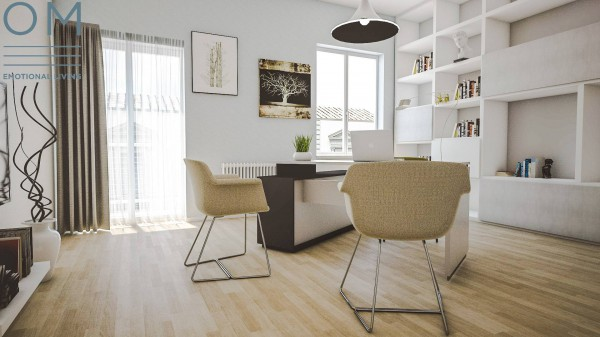 Ufficio / Studio in vendita a Torino, 6 locali, zona Zona: 1 . Centro, Quadrilatero Romano, Repubblica, Giardini Reali, prezzo € 490.000   Cambio Casa.it