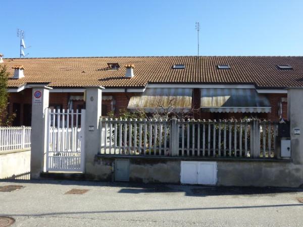 Villa in vendita a La Loggia, 4 locali, prezzo € 165.000 | Cambio Casa.it