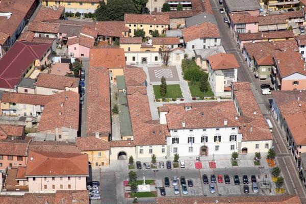 Appartamento  in Affitto a Rudiano