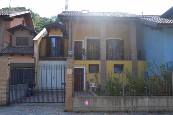 Villa a Schiera in vendita a Casalborgone, 5 locali, prezzo € 220.000 | Cambio Casa.it