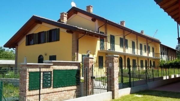 Villa a Schiera in vendita a Casalborgone, 4 locali, prezzo € 190.000   Cambio Casa.it