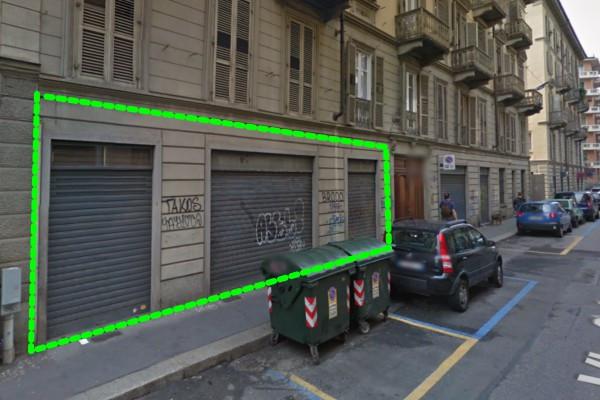 Negozio / Locale in vendita a Torino, 4 locali, zona Zona: 3 . San Salvario, Parco del Valentino, prezzo € 80.000   Cambio Casa.it