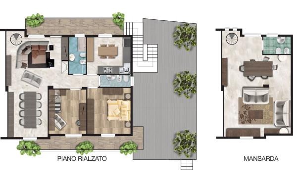 Villa in vendita a Gravina di Catania, 6 locali, prezzo € 228.000 | Cambio Casa.it