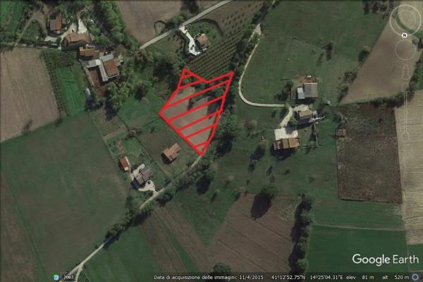 Terreno Edificabile Artigianale in vendita a Ruviano, 9999 locali, prezzo € 55.000 | Cambio Casa.it