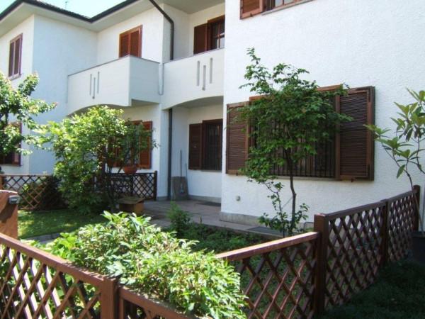 Villa a Schiera in Vendita a Pioltello