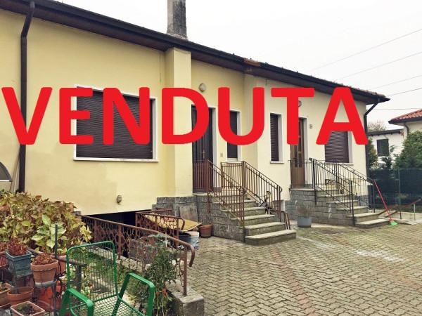 Villa a Schiera in vendita a Casorate Sempione, 2 locali, prezzo € 98.000 | Cambio Casa.it