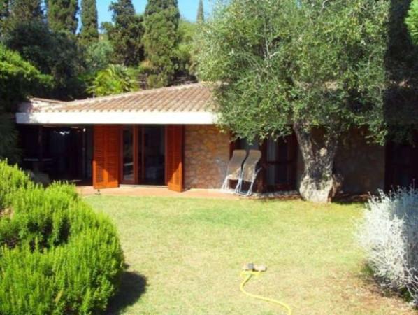 Villa in affitto a Orbetello, 5 locali, prezzo € 7.000 | Cambio Casa.it