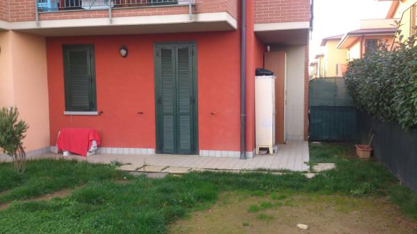 Appartamento in affitto a Capriate San Gervasio, 3 locali, prezzo € 550 | Cambio Casa.it