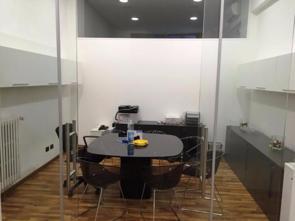 Ufficio-studio in Affitto a Milano 09 Ceresio / Procaccini / Foro Bonaparte: 4 locali, 127 mq