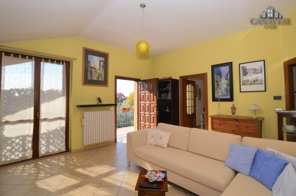 Appartamento in Vendita a Favria Centro: 3 locali, 80 mq