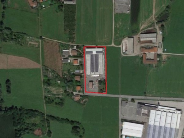 Capannone in vendita a Leini, 6 locali, prezzo € 1.000.000 | Cambio Casa.it