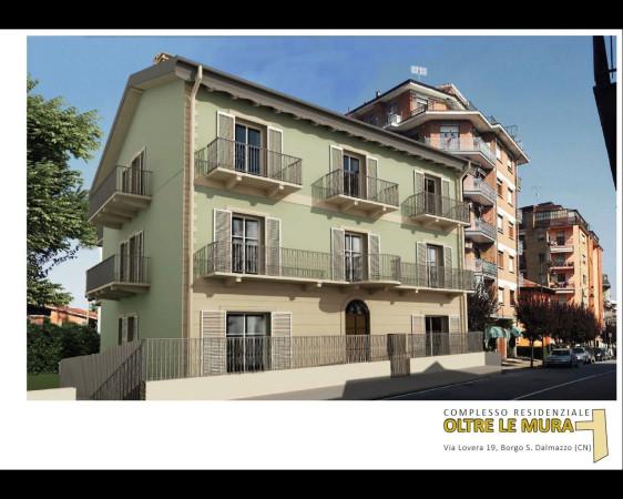 Appartamento in vendita a Borgo San Dalmazzo, 3 locali, prezzo € 185.000 | Cambio Casa.it