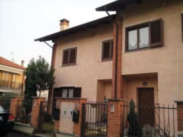 Villa a Schiera in vendita a Piossasco, 5 locali, prezzo € 178.000 | Cambio Casa.it