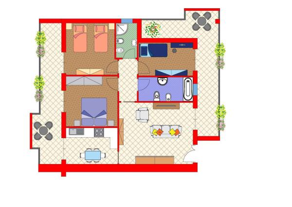 Appartamento in vendita a Grumo Nevano, 4 locali, prezzo € 180.000 | Cambio Casa.it