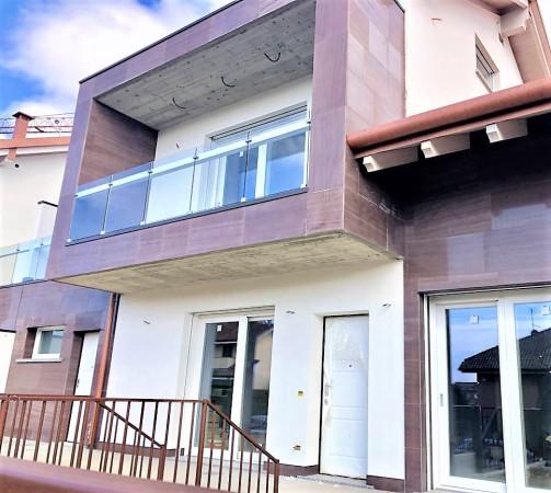 Villa a Schiera in vendita a Bernareggio, 5 locali, prezzo € 467.000 | Cambio Casa.it