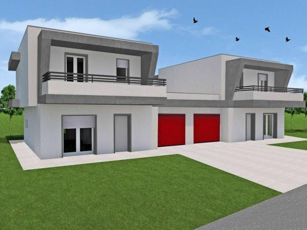 Villa a Schiera in vendita a Casirate d'Adda, 4 locali, prezzo € 270.000 | CambioCasa.it