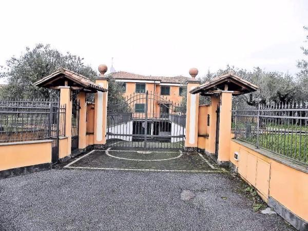 Villa in vendita a Frascati, 5 locali, prezzo € 650.000   Cambio Casa.it