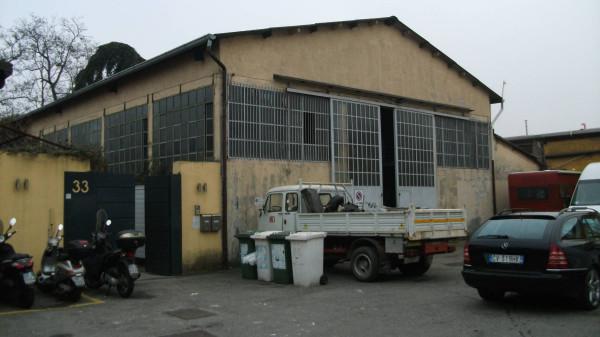 Capannone in affitto a Milano, 2 locali, zona Zona: 8 . Bocconi, C.so Italia, Ticinese, Bligny, prezzo € 3.500 | Cambio Casa.it