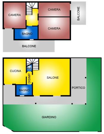 Villa in vendita a Ladispoli, 5 locali, prezzo € 259.000 | Cambio Casa.it