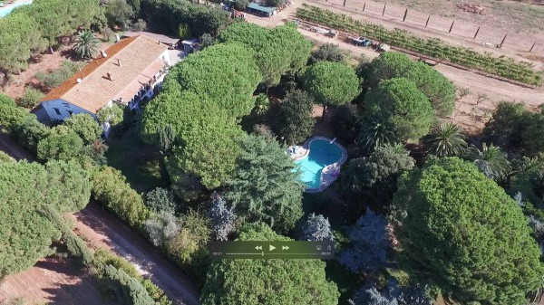 Villa in vendita a Castiglione della Pescaia, 6 locali, prezzo € 4.750.000 | Cambio Casa.it
