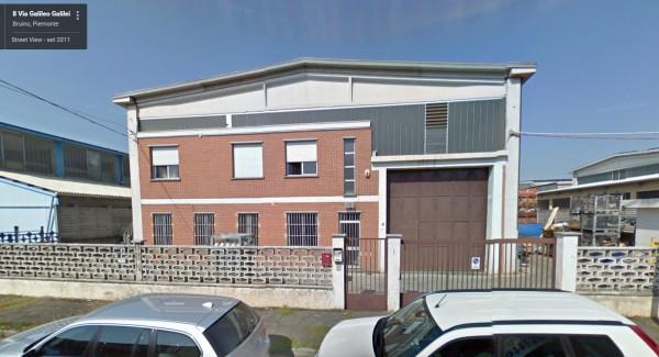 Capannone in vendita a Bruino, 6 locali, prezzo € 280.000 | Cambio Casa.it