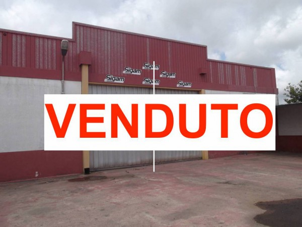 Capannone in vendita a Leverano, 3 locali, Trattative riservate | CambioCasa.it