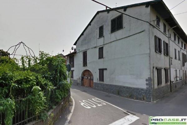 Appartamento in vendita a Rovello Porro, 2 locali, prezzo € 55.000 | Cambio Casa.it