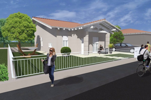 Villa in vendita a Leno, 5 locali, prezzo € 335.000 | Cambio Casa.it