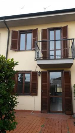 Villa a Schiera in vendita a Monte Cremasco, 4 locali, prezzo € 135.000 | Cambio Casa.it