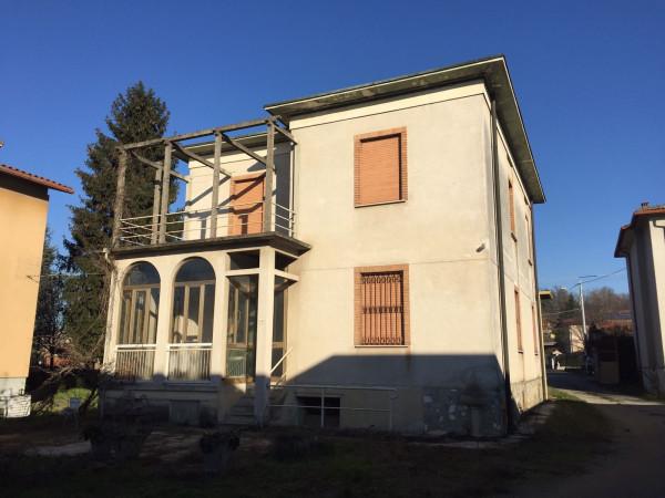 Villa in vendita a Miradolo Terme, 6 locali, prezzo € 150.000 | Cambio Casa.it