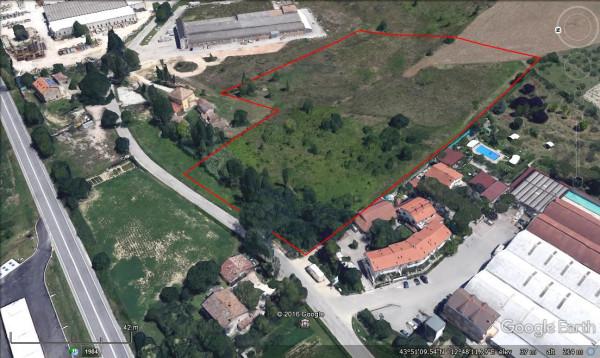 Terreno Commerciale in Vendita a Montelabbate Rif.9156332