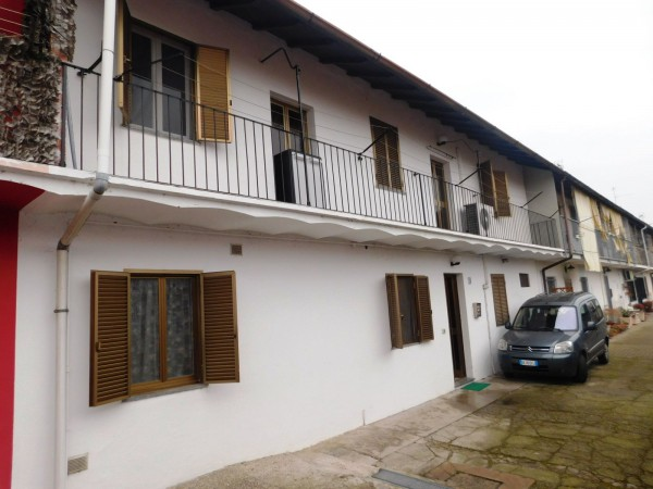 Soluzione Indipendente in vendita a Cassolnovo, 3 locali, prezzo € 85.000 | Cambio Casa.it