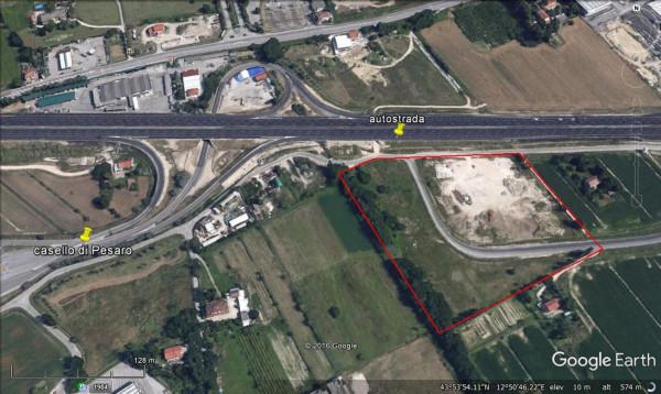 Terreno Commerciale in Vendita a Pesaro Rif.9256350