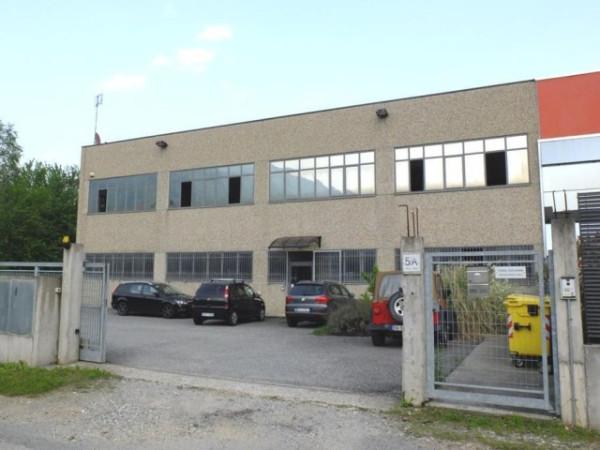 Capannone in vendita a Val della Torre, 6 locali, prezzo € 330.000 | Cambio Casa.it