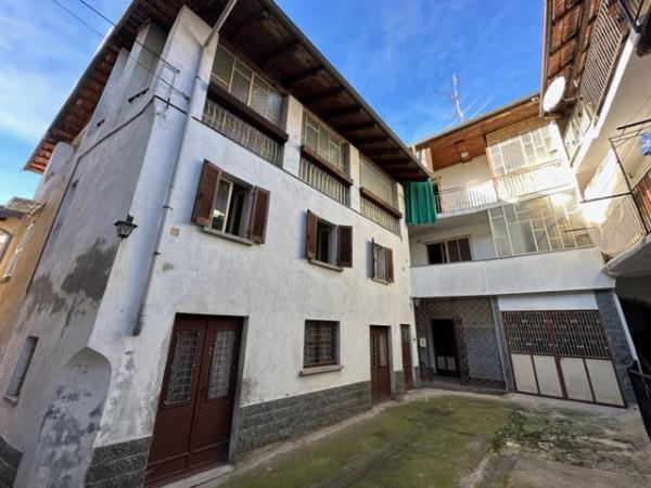 Soluzione Indipendente in vendita a Soriso, 4 locali, prezzo € 80.000 | CambioCasa.it
