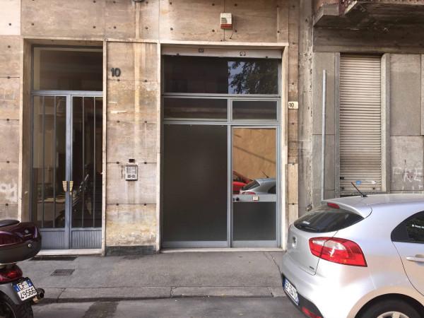 Negozio / Locale in affitto a Torino, 2 locali, zona Zona: 2 . San Secondo, Crocetta, prezzo € 390 | Cambio Casa.it