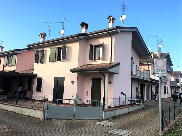 Appartamento in affitto a Conselice, 3 locali, prezzo € 530 | Cambio Casa.it