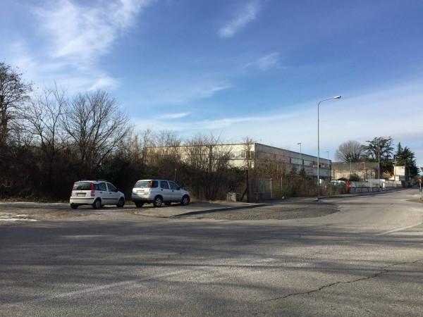Lotto di terreno industriale-artigianale in Via Pradamano a Udine Rif.9309102