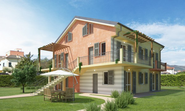 Appartamento in Vendita a Albenga Periferia: 3 locali, 62 mq