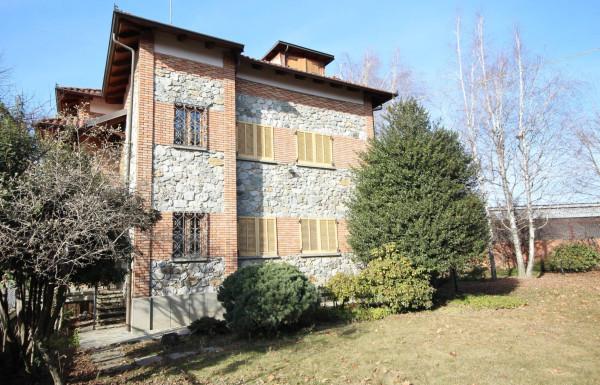 Villa in Affitto a Cuneo Semicentro: 5 locali, 250 mq