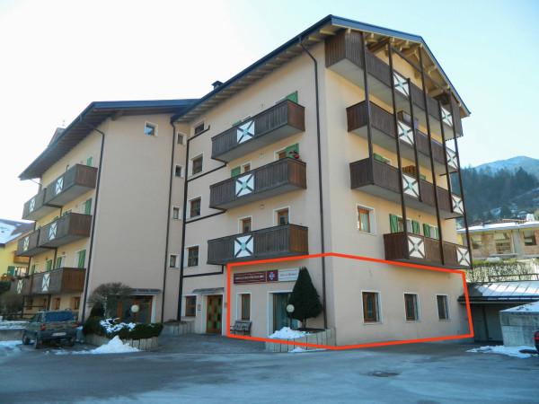 Ufficio-studio in Vendita a Tione Di Trento Centro: 3 locali, 103 mq