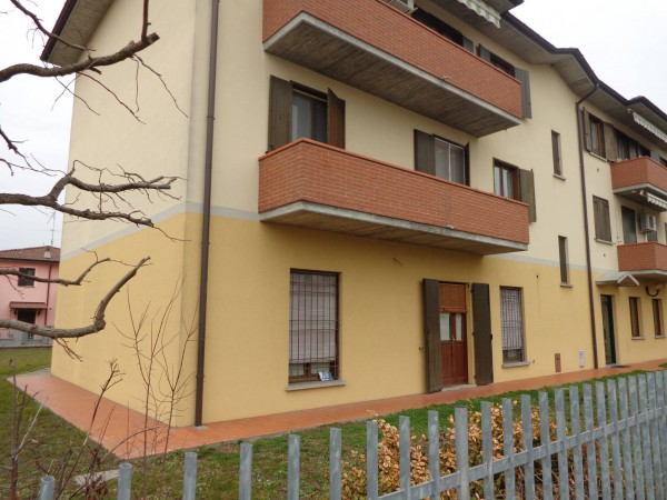 Appartamento in affitto a Gerre de' Caprioli, 2 locali, prezzo € 320 | Cambio Casa.it