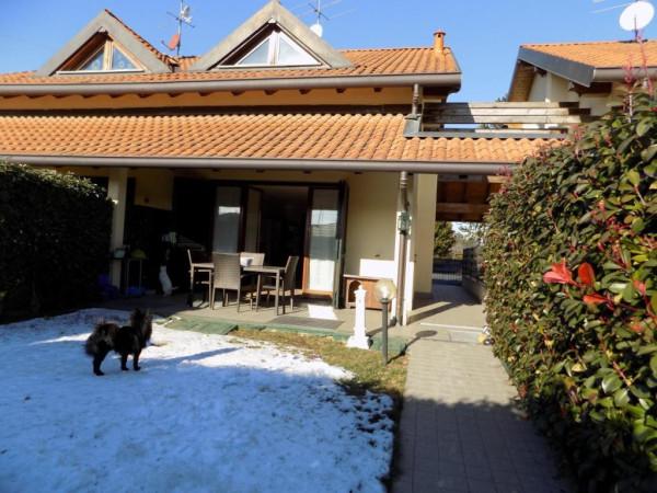 Villa in vendita a Luisago, 4 locali, prezzo € 259.000 | Cambio Casa.it
