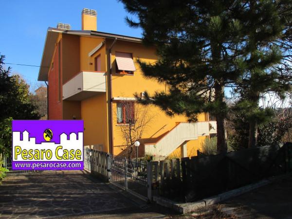 Villa in vendita a Pesaro, 5 locali, prezzo € 255.000 | Cambio Casa.it