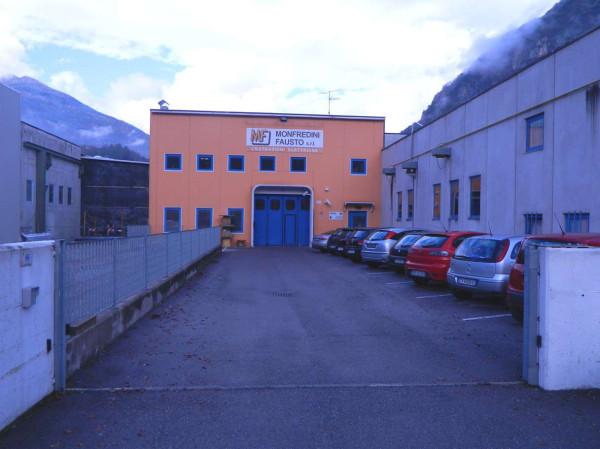Capannone in Vendita a Tione Di Trento Periferia: 5 locali, 1383 mq