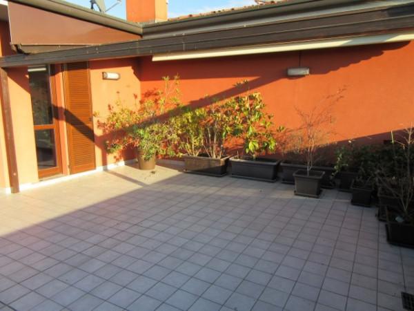 Attico / Mansarda in affitto a Cassano d'Adda, 2 locali, prezzo € 800 | Cambio Casa.it