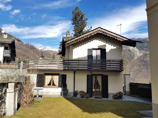 Villa in affitto a Chiesa in Valmalenco, 2 locali, prezzo € 300 | Cambio Casa.it