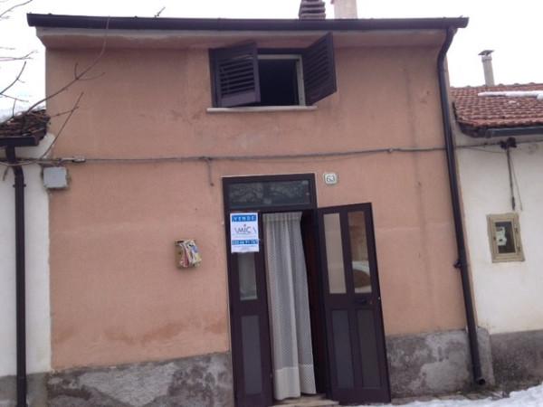 Soluzione Indipendente in vendita a Collarmele, 2 locali, prezzo € 13.000   Cambio Casa.it